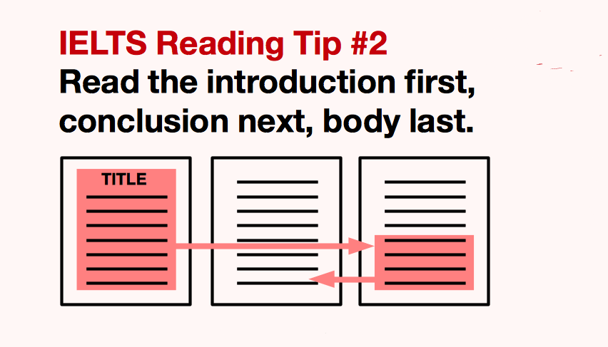 ielts reading You will be allowed 1 hour to complete all 3 sections of the ielts academic reading test the three parts of this practice reading test are presented over three separate web pages.
